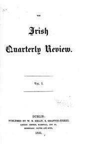 The Irish Quarterly Review PDF