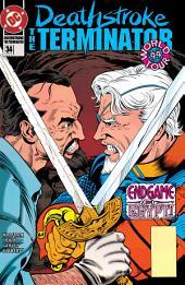 Deathstroke (1994-) #34