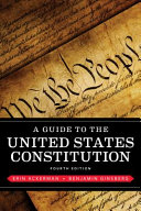 A Guide To The United States Constitution Book PDF