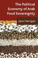 The Political Economy of Arab Food Sovereignty PDF