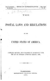 Postal Laws and Regulations