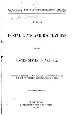 Postal Laws and Regulations PDF