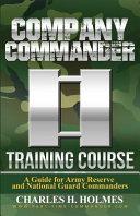 Company Commander Training Course