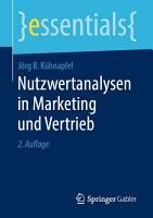 Nutzwertanalysen in Marketing und Vertrieb PDF