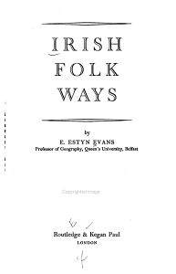 Irish Folk Ways PDF