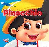 Pinocchio : Cutout Board Book