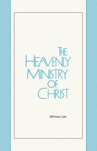 The Heavenly Ministry of Christ Book