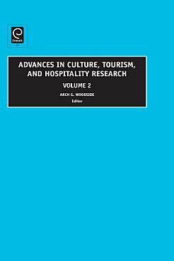 Advances in Culture  Tourism and Hospitality Research PDF