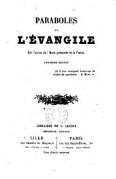 Paraboles de l'evangile
