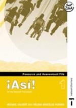 ¡Así! 1- Resource and Assessment File