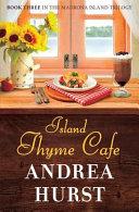 Island Thyme Cafe PDF