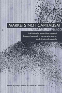 Markets Not Capitalism PDF