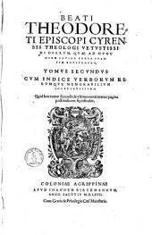 Opera, quae ad hunc diem Latine versa sparsim extiterunt: Volume 2