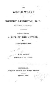 The Whole Works of Robert Leighton: Part 4