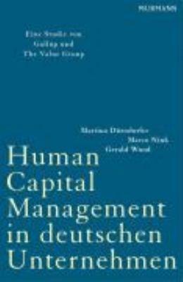 Human Capital Management in deutschen Unternehmen PDF