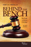 Behind the Bench PDF