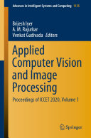 Applied Computer Vision and Image Processing