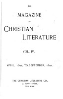 The Magazine of Christian Literature PDF