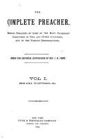 The Complete Preacher PDF