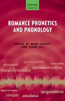 Romance Phonetics and Phonology PDF