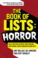 The Book of Lists  Horror PDF