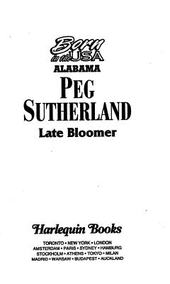 Late Bloomer PDF