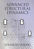 Advanced Structural Dynamics PDF