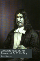The entire works of John Bunyan, ed. by H. Stebbing