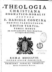 Theologia christiana dogmatico-moralis... in Decalogum