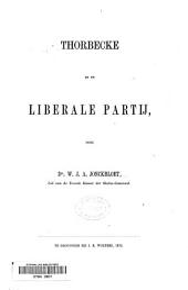 Thorbecke en de liberale partij