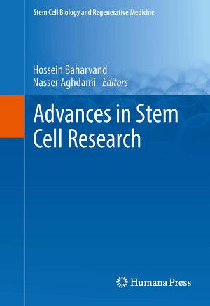 Advances in Stem Cell Research PDF