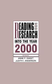 Reading Research Into the Year 2000