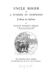 Uncle Roger: or, A summer of surprises