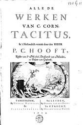 Alle de Werken van C. Corn. Tacitus