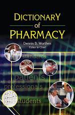 Dictionary of Pharmacy
