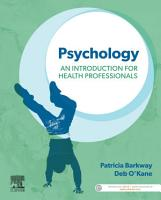 Psychology  An Introduction for Health Professionals PDF