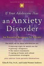 If Your Adolescent Has an Anxiety Disorder