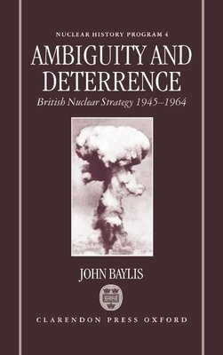 Ambiguity and Deterrence PDF