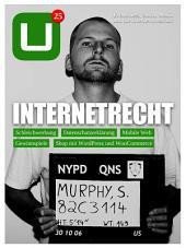 UPLOAD Magazin #25: Internetrecht