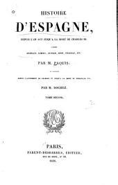 Histoire d'Espagne et de Portugal: depuis les temps les plus reculés jusqu'à nos jours, d'après Aschbach [et autres], Volume2