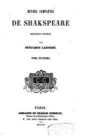 Oeuvres complètes de Shakspeare: Volume2