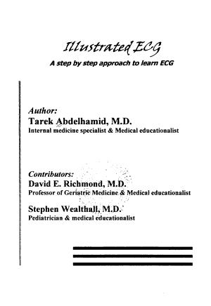 Illustrated ECG