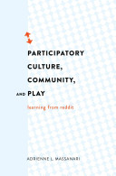 Participatory Culture  Community  and Play