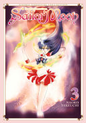 Sailor Moon 3 (Naoko Takeuchi Collection)