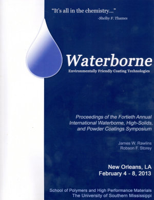 Waterborne  Environmentally Friendly Coating Technologies