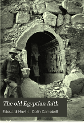 The old Egyptian faith