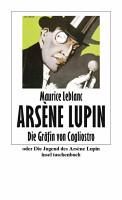 Die Gr  fin von Cagliostro oder Die Jugend des Ars  ne Lupin PDF
