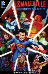 Smallville: Continuity (2014-) #10