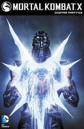 Mortal Kombat X (2015-) #36