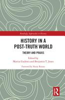 History in a Post Truth World PDF